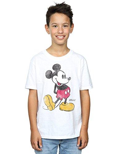 Disney Buzz Lightyear Costume Tee for Boys Size M (7/8) White