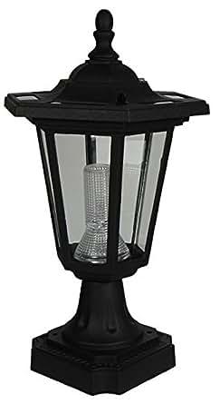 Pp09 Solar Coach Lantern Pillar Column Pedestal Light