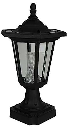 Pp09 Solar Coach Lantern Pillar Column Pedestal
