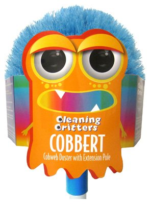 Ettore 32000 Cobbert Cobweb Duster with Extension (Critters Wall)