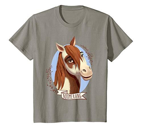 Kids DreamWorks Spirit Riding Free - Boomerang T-Shirt