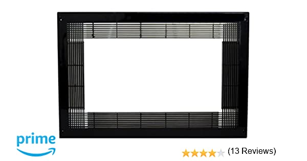 Micel 94507 - Marco microondas 600x400 mm Negro: Amazon.es ...