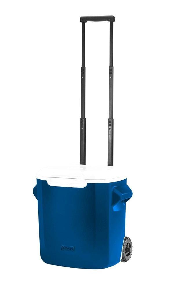 Coleman 16-Quart Personal Wheeled Cooler