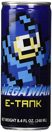 Energy Drink Mega Man E-Tank 8.4 fl oz