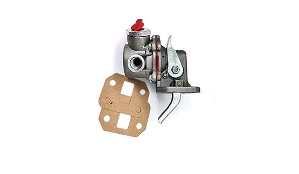 FridayParts Fuel Transfer Pump 6I-0570 for Caterpillar CAT 416B 426B 428B 436B 438B Loaders