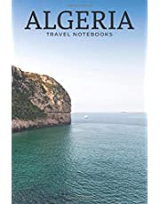 Algeria: Travel Notebook, Journal, Diary (110 Pages, Blank, 6 x 9)