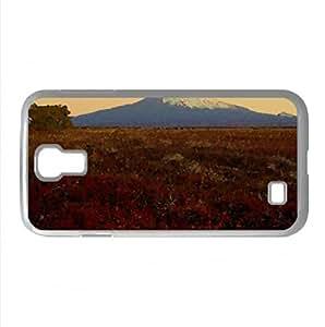 Mountain Watercolor style Cover Samsung Galaxy S4 I9500 Case (Mountains Watercolor style Cover Samsung Galaxy S4 I9500 Case)