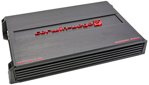 CERWIN VEGA H41000.1D HED 1 Ohm RMS Class D/1100 Watts Max 1-Channel Auto Amplifier