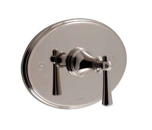Santec Pressure balanced shower Trim 6531VO35-TM Satin Copper