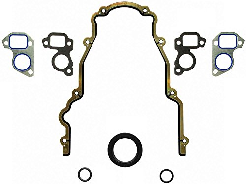 Front Cover Timing Cover Gasket Set GM Chevy LS LS1 LS2 LS3 Vortec 4.8 5.3 5.7 6.0 6.2L