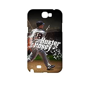 Printing With Buster Posey Nice Phone Case For Teen Girls For Galaxy Note2 N1700 Choose Design 1-1