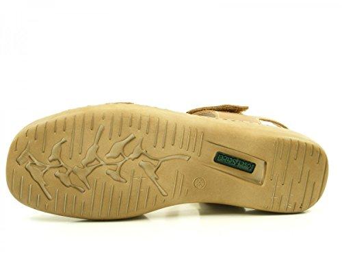 Josef Seibel 73715-95S-234 Lisa 01 Schuhe Damen Sandalen Sandaletten Braun