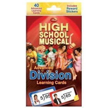 Disney High School Musical Advanced Learning Cards by DDI