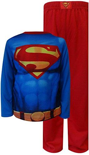 Superman Boys Piece Pajama Sizes product image