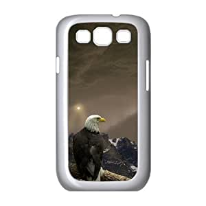 Animals Eagles ZLB557587 Personalized Phone Case for Samsung Galaxy S3 I9300, Samsung Galaxy S3 I9300 Case
