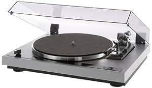 Thorens TD 190-2 - Tocadiscos (Corriente alterna, 115 - 230V, 50 - 60 Hz, Plata, Metal, 440 x 120 x 360 mm)