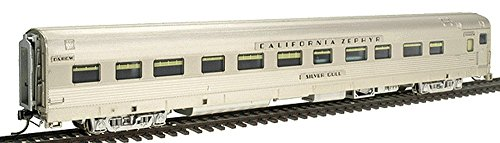 Broadway Limited HO Sleeper, CZ/D&RGW/Silver Gulf #1135 for sale  Delivered anywhere in USA