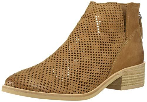 Dolce Vita Women's Tommi Ankle Boot, tan Nubuck, 7.5 M US