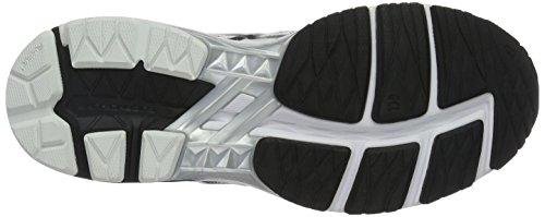 Bianco 1000 Gt Scarpe white black Da 5 Asics Uomo Ginnastica silver q7paFaTw