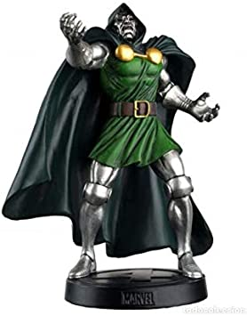 Eaglemoss Marvel Fact Files Collection Special Doctor Doom: Amazon.es: Juguetes y juegos