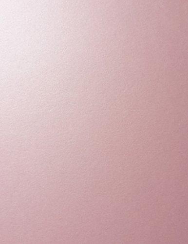 Stardream Rose (ROSE QUARTZ PINK Stardream Metallic Cardstock 8.5