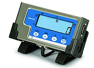 Brecknell SBI140 Digital LCD Indicator / Scale Readout / Display, Head for Load Cell Floor Truck Pallet Bench Hopper Tank Scale