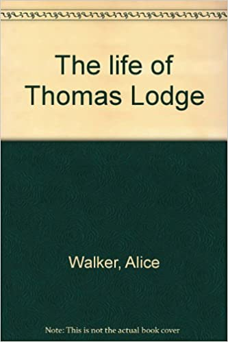 Thomas Lodge lodge rosalynde