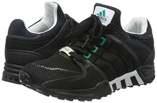 Adidas Originals EQUIPMENT RUNNING SUPPORT 2.0 Scarpe Sneakers Nero per Uomo Cuánto Precio Barato GChhFBInK5