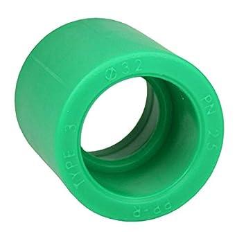 PPR Aqua Plus - Manguito con 32 mm de diámetro, fusiot herm: Amazon.es: Bricolaje y herramientas
