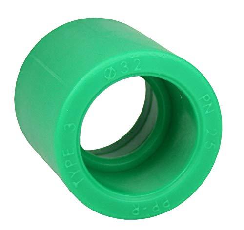 PPR Aqua Plus - Manguito con 32 mm de diámetro, fusiot herm ...