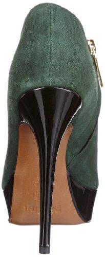 Pollini Eros 1 - Botas clásicas de cuero mujer verde - Grün (foresta)
