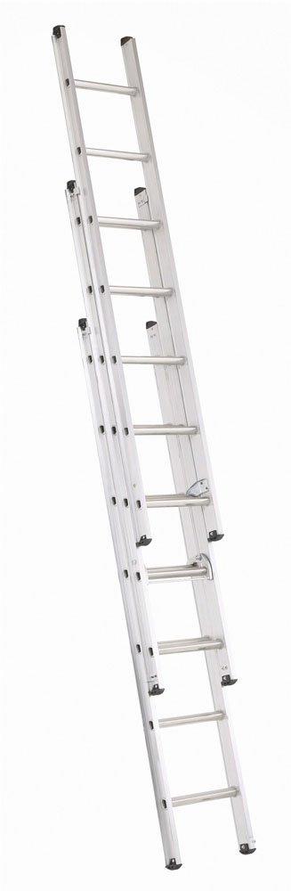 2.0M Triple Compact Extension Ladder Focus
