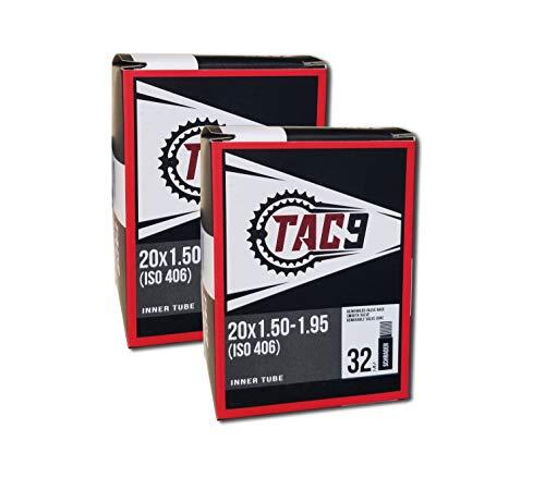 TAC 9 2 Pack Tube, 20