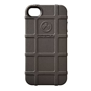 Magpul iPhone 4/4S Field Case, Black, MAG451BLK