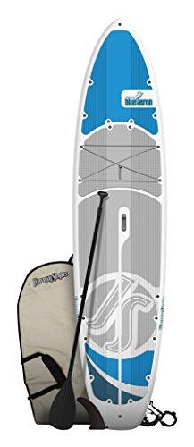 Jimmy Styks Blue Heron Stand Up Paddle Board, Blue/Gray, Large by Jimmy Styks