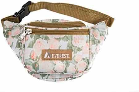 Everest Signature Pattern Waist Pack Waist Pack
