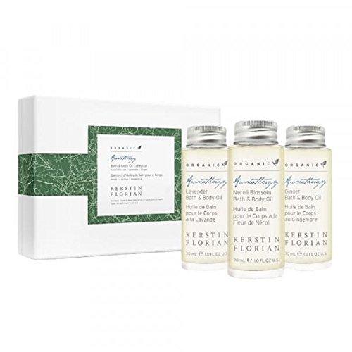 Kerstin Florian Organic Aromatherapy Bath & Body Oil Collection ()