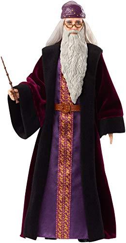 (Mattel FYM54 Harry Potter Albus Dumbledore Doll, Multicolor)