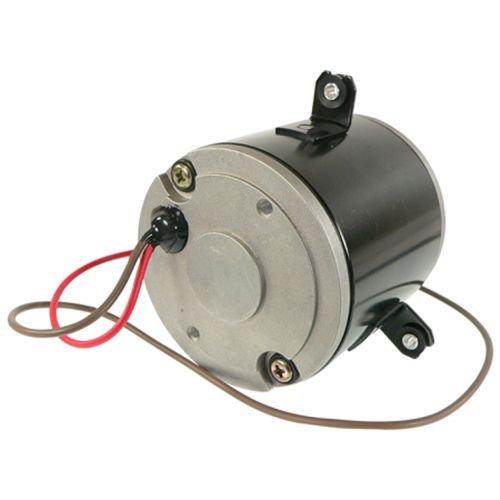 DB Electrical RFM0001 New Radiator Cooling Fan Motor For Polaris 400L 4X4 Atv, Trail Boss, Magnum 2X4, Sportsman 500, Norwegian 400L 4X4 6x6, Scrambler, Xplorer, Swedish Magnum 2410006 3084266 3084267
