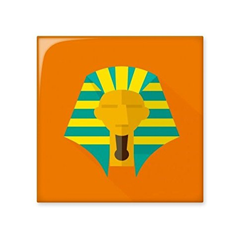free shipping Ancient Egypt Abstract Decorative Pattern Sacrifice Pharaoh Tutankhamun Art Pattern Ceramic Bisque Tiles for Decorating Bathroom Decor Kitchen Ceramic Tiles Wall Tiles