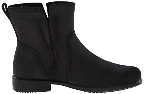 Shoes Suede B 25 Oil Women's Casual Touch Boot Black ECCO qZ7YdY