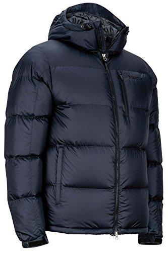 Guides 700 Hoody Marmot Winter Black Down Power Puffer Men's Fill Jet Jacket wf4HqZadn