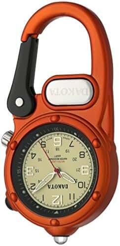 Dakota Watch Company Mini Clip Microlight Watch