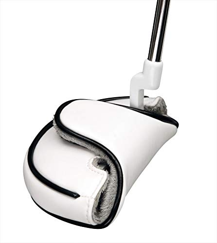 Hireko White Mallet Headcover