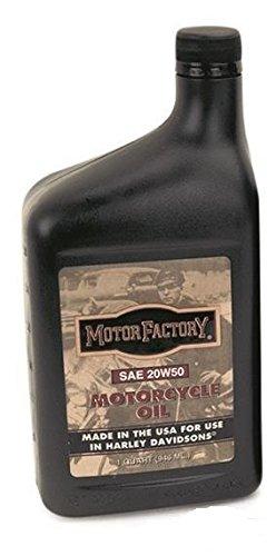 Motor Factory aceite de alto rendimiento SAE 20W50 para ...
