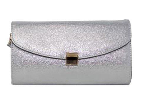 Pochette Silver pour Hautefordiva moyen Silver femme 7vqdgwx6
