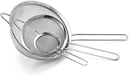 Fine Mesh Stainless Steel Strainer product image