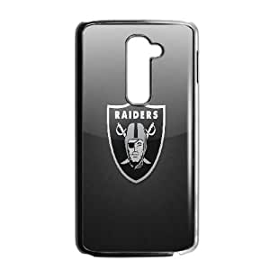 NFL Oakland Raiders For LG G2 Phone Cases YGR387420