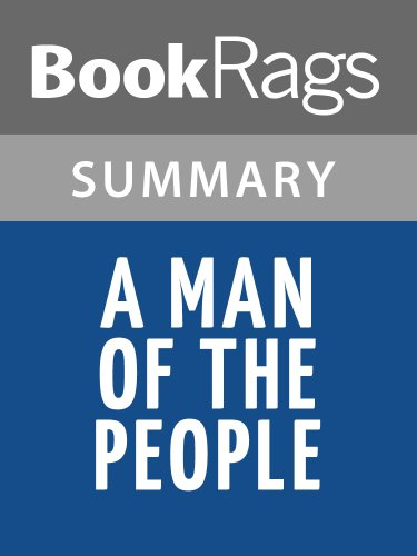 Summary & Study Guide A Man of the People by Chinua Achebe