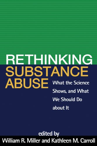 Rethinking Substance Abuse: What the Science Shows, and What We Should Do about It (Tapa Blanda)